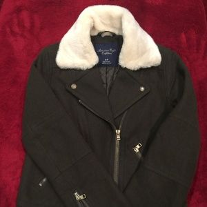 American Eagle Outfitters Women's Moto Jacket